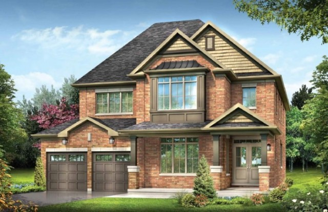 Belle Aire Shores in Innisfil by Fernbrook Homes, Pristine Homes, amd Zancor Homes