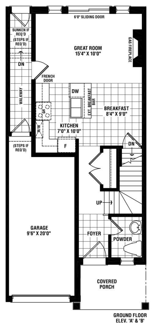 Donnelly Floorplan 1