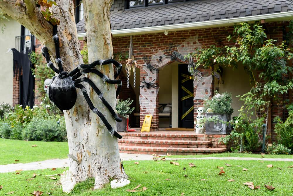 Some inspiration for your last minute Halloween decorations Image
