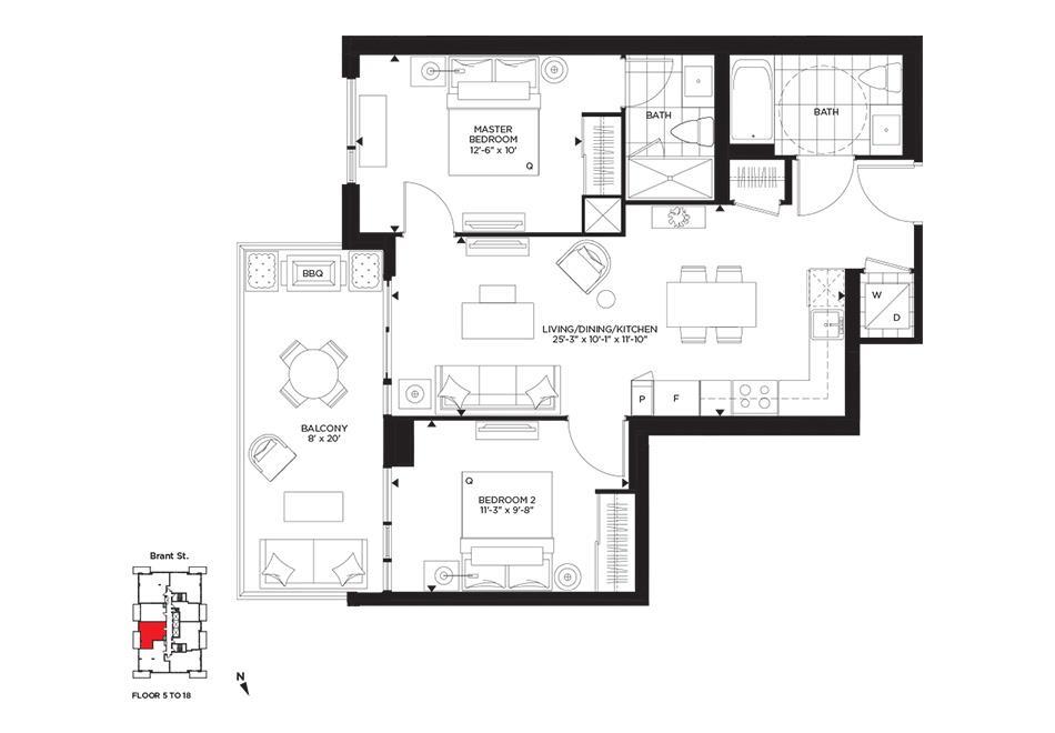 Prado Floorplan 1