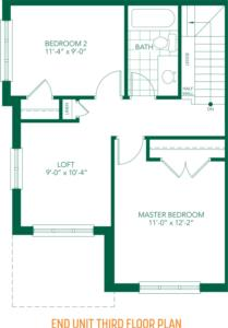 The Tulip Floorplan 7