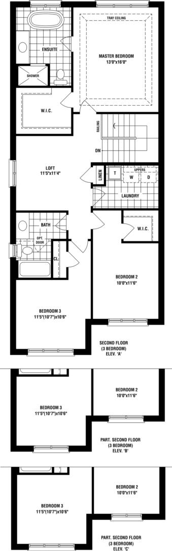 Birkdale Floorplan 3
