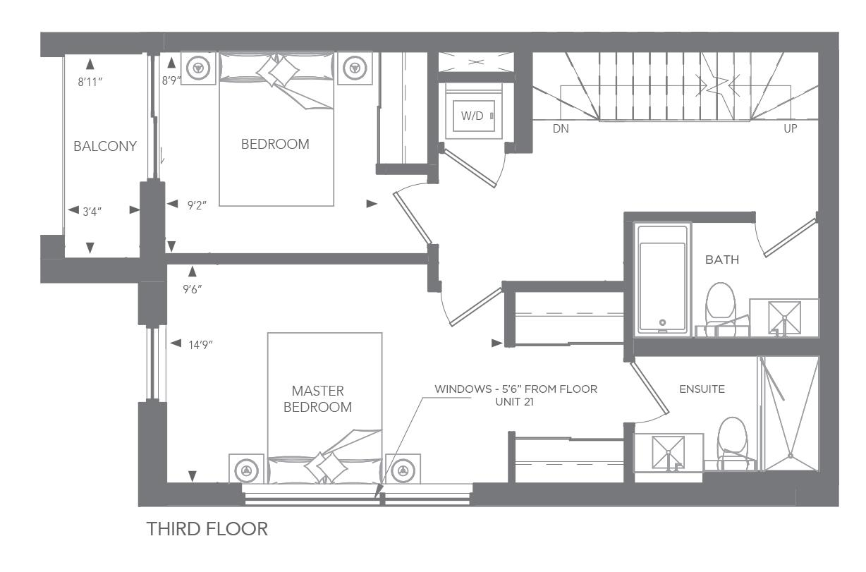 No. 22 Floorplan 3