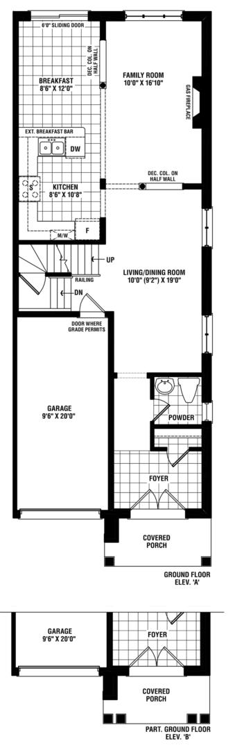 Sandalwood End Floorplan 1