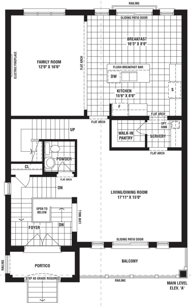 Ruby A Floorplan 2