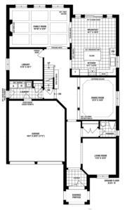 Treeline Floorplan 1