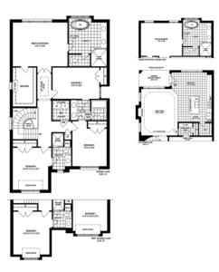 Carnegie (B) Floorplan 2