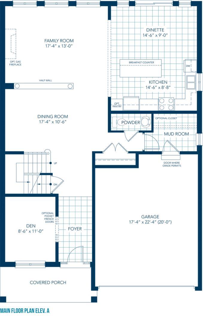 Benvenuto Floorplan 1