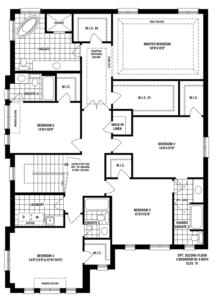 Dahlia Floorplan 3
