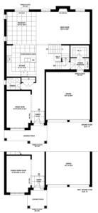 Emerson Creek Floorplan 1