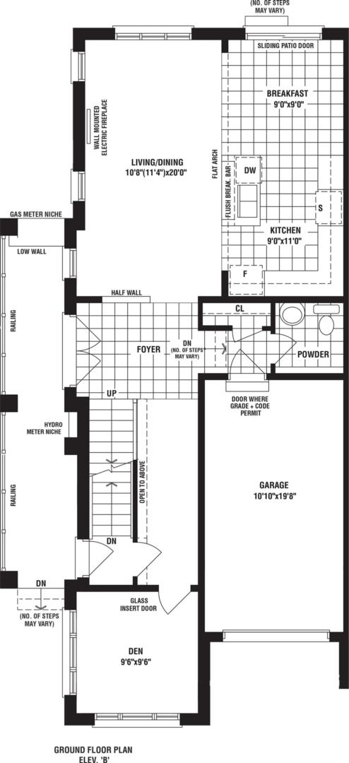 Morning Glory Floorplan 1