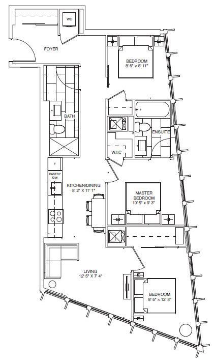 Sakura Floorplan 1