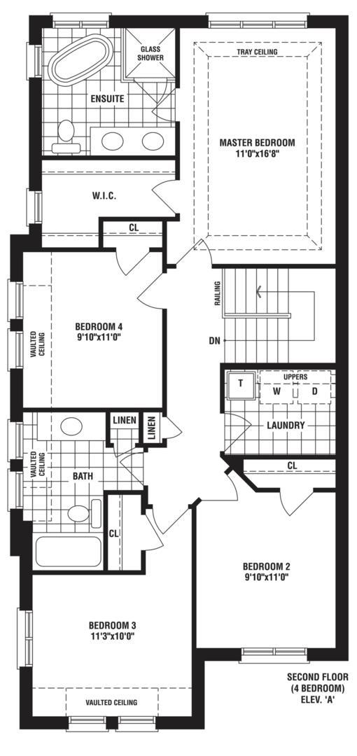 Burton Floorplan 2
