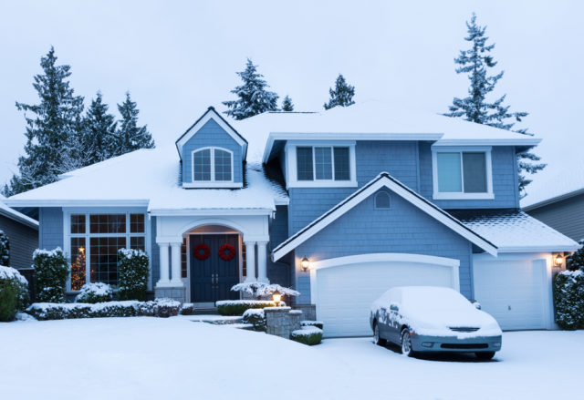 Protect home from extreme cold