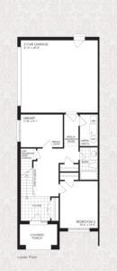 The Cornell Collection - The Cornell 2 Floorplan 2