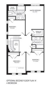Devon 1 Floorplan 3