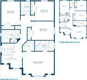 Casa Bianca Floorplan 2