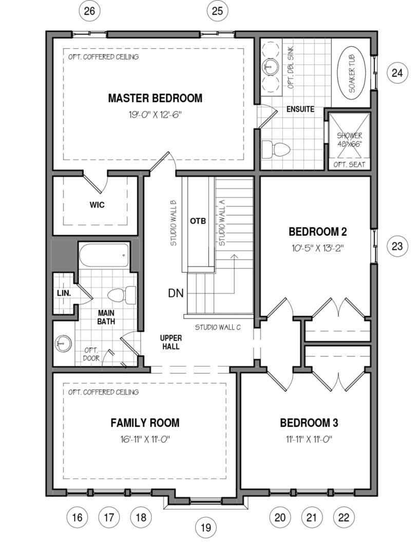 The Rahi A Floorplan 2