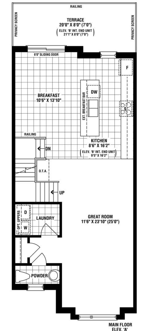 Veranda Int. Floorplan 1