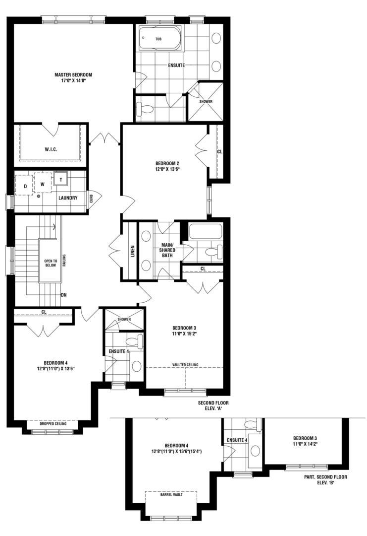 Stoney Creek Floorplan 2