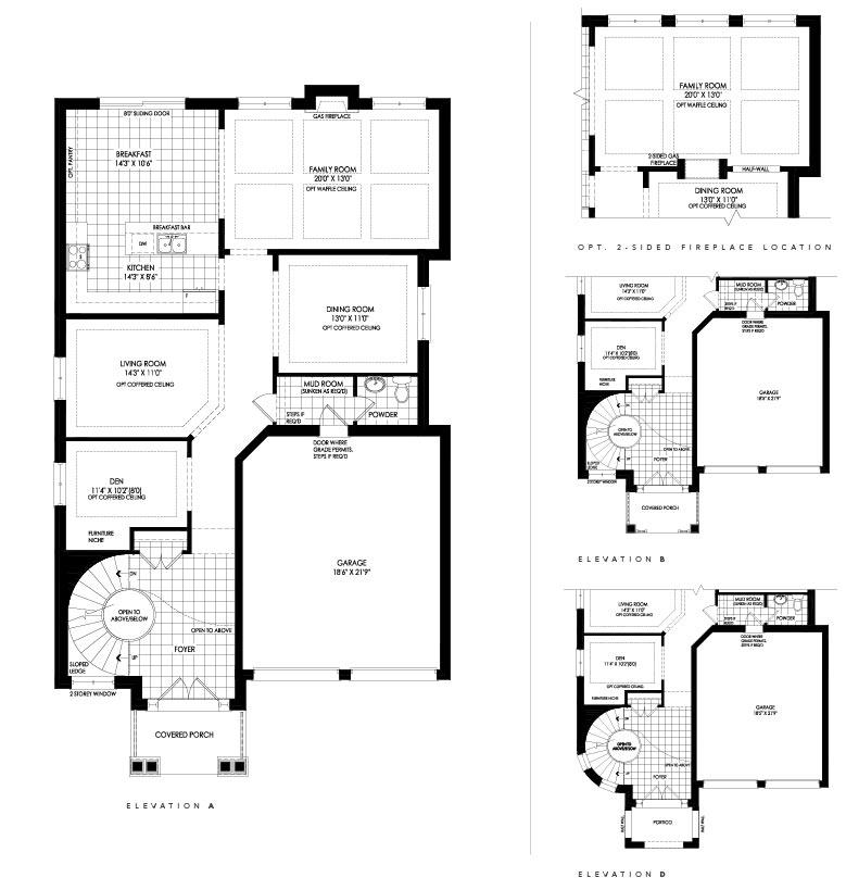 Summerfield Floorplan 1