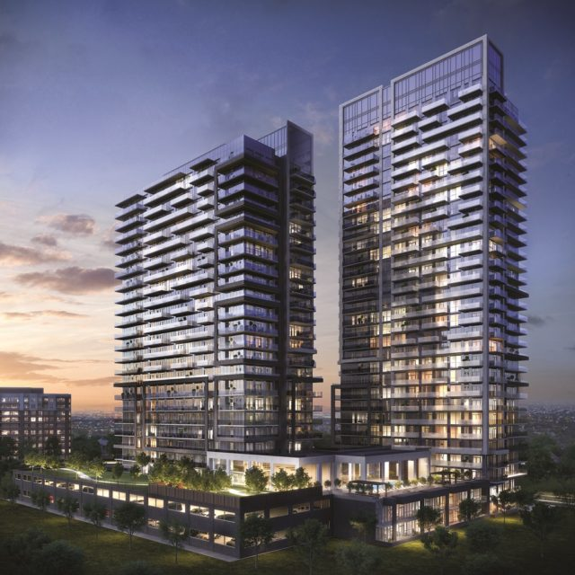 Era2 in Richmond Hill by Pemberton Group