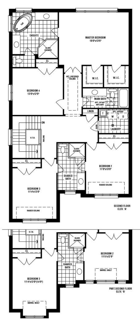 Ellison (A) Floorplan 2