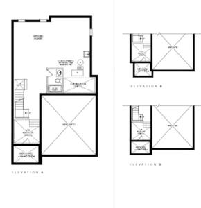 Lot 103 - Leith B Floorplan 3