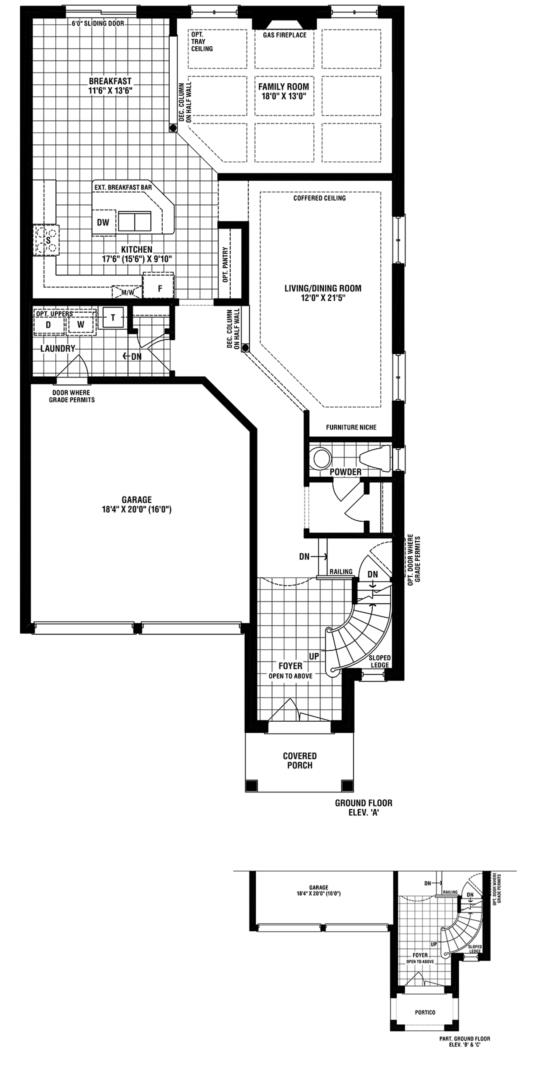 Thorndale Floorplan 1