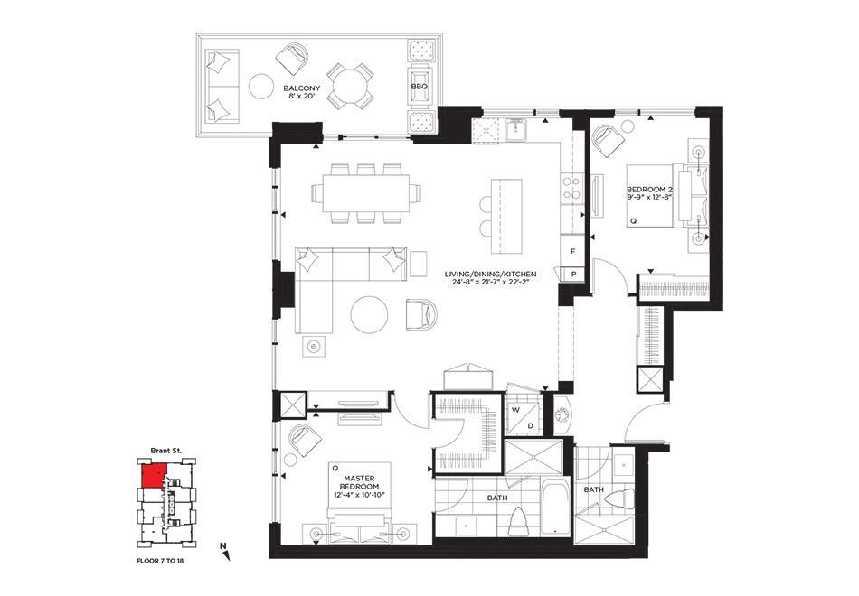 Uffizi Floorplan 1