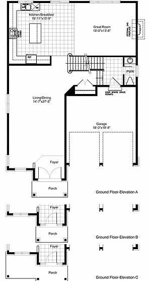Chelsea Floorplan 1