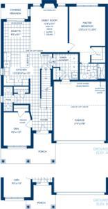 Huntington Floorplan 3