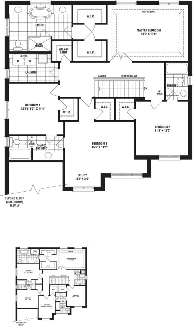 Martin Floorplan 2