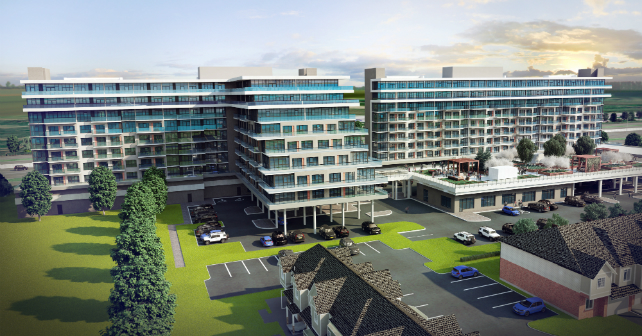 Your last chance to purchase at Waterview Condos Phase 2 with pre-construction pricing Image