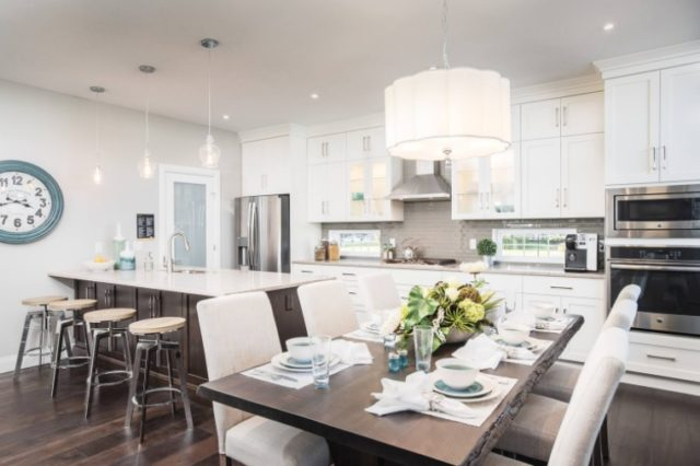Heritage Lane in Fergus by Granite Homes
