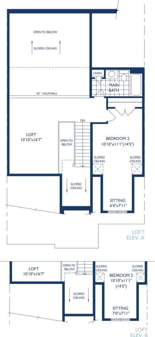 Tribute Floorplan 2