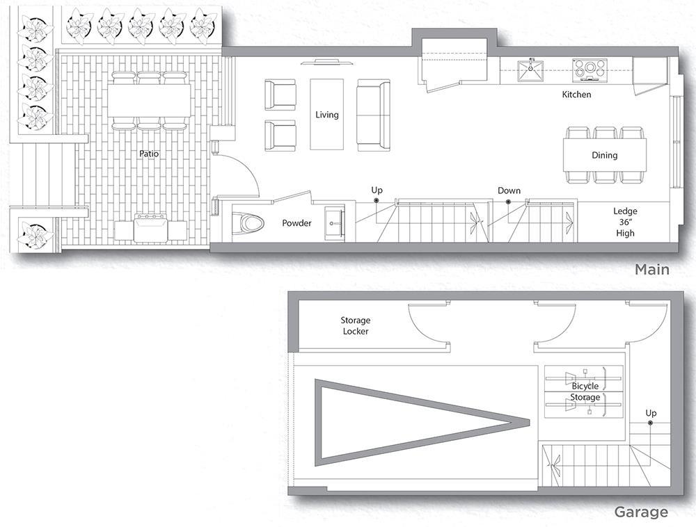 Villa 108 Floorplan 1