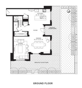 The Leasider Floorplan 1