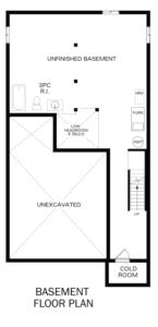 The Rockwell IV A Floorplan 3