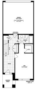 Veranda End Floorplan 3