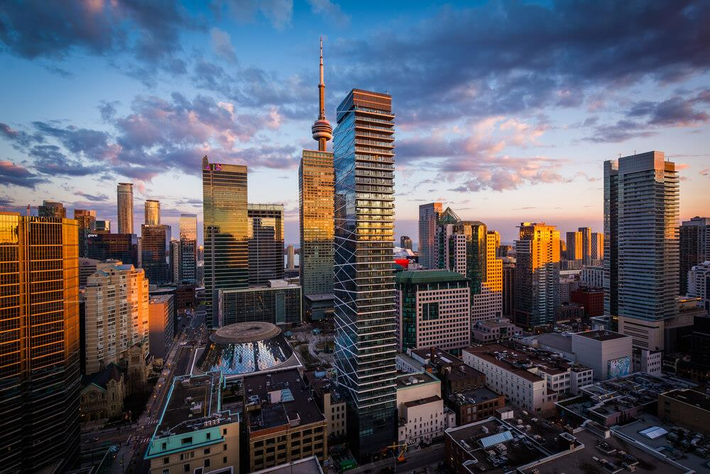 You can expect condo sales in downtown Toronto to spike again Image