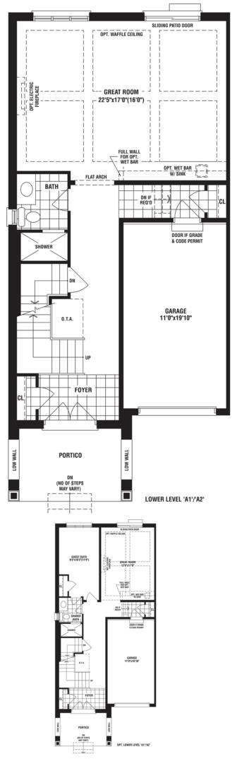 Carnation Floorplan 1