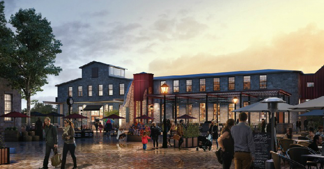 HIP Developments unveils plans for The Gaslight District in Cambridge! Image