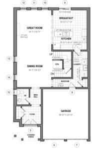 The Able D Floorplan 1