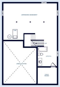 The Brighton A Floorplan 3