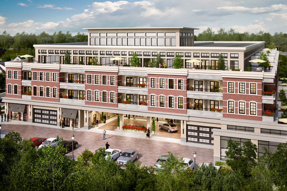 This Luxury Boutique Condo in Unionville is a Must See! Image