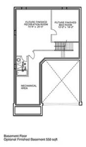 Tribeca Floorplan 2