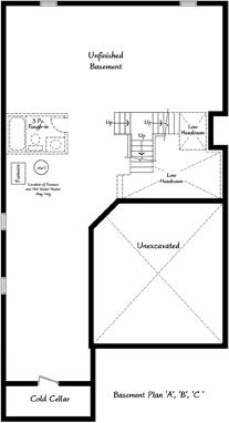 The Windermere 25 Floorplan 3