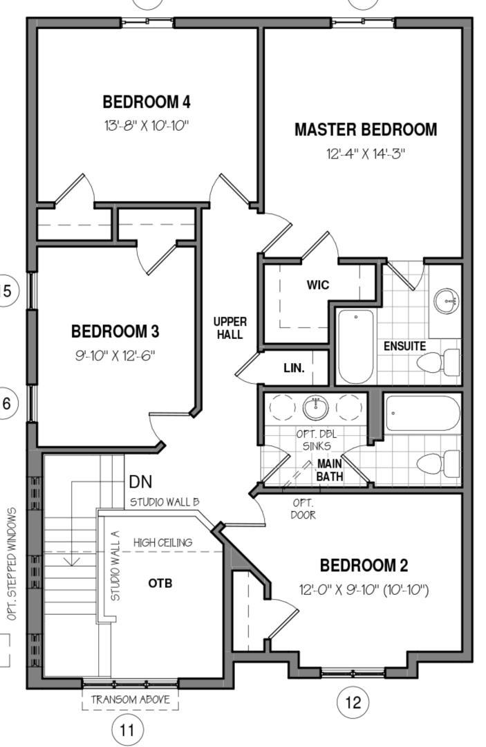The Manchester 34 IV A Floorplan 2