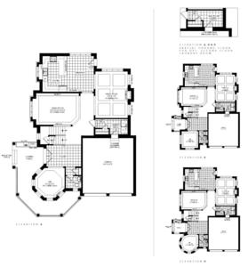 Lot 61 - Lockton A Floorplan 1